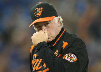 Buck Showalter and Dan Duquette have worked their magic to keep the O's in contention this season.