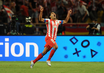 Radamel Falcao was arguably La Liga's best signing last season.