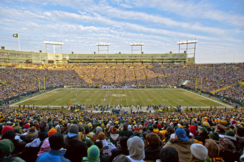 The Green Bay Packers have made Lambeau Field one of the nation's most iconic stadiums.