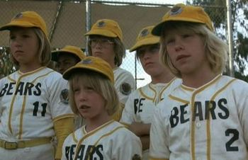 Bad News Bears: Paramount Pictures