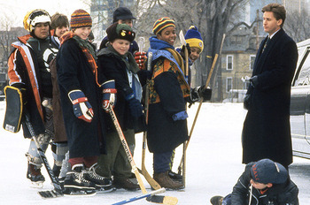 The Mighty Ducks: Walt Disney Pictures