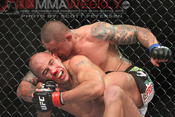 Image courtesy of MMAWeekly.com.