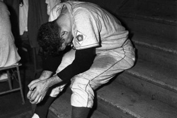 Brooklyn Dodgers pitcher Ralph Branca. Photo courtesy tabletmag.com
