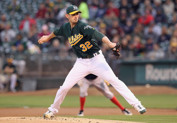 Assuming he is fully recovered, it appears likely the A's may lose Brandon McCarthy