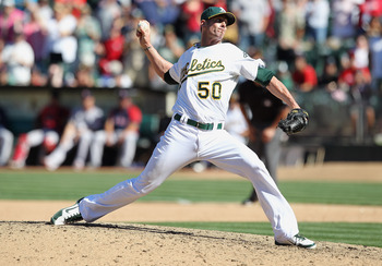 Is Balfour the closer beyond 2012?