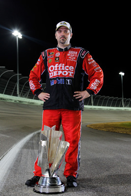 Can Darian Grubb win a second straight Sprint Cup in 2012?