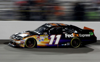 Toyota has powered Hamlin quite well thus far this season.