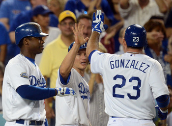 Hanley Ramirez and Adrian Gonzalez were brought in to help the Dodgers compete well beyond the 2012 season.