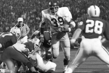 Alabama vs. USC 1970