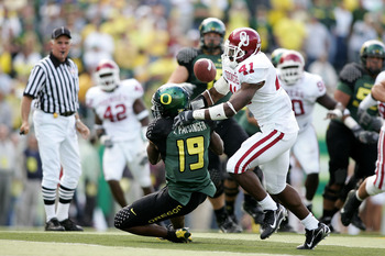 Oregon vs. Oklahoma 2006