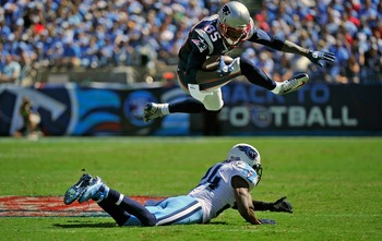 Brandon Lloyd was leaps and bounds ahead of any big-play receiver the Pats had last season.