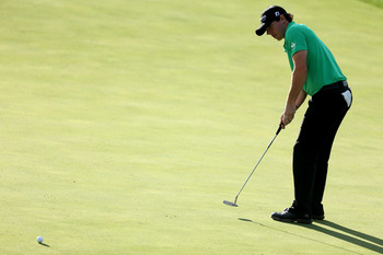 McIlroy's hot putter was a key to his last two wins.