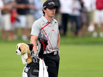 Rory McIlroy stands alone on the PGA Tour.