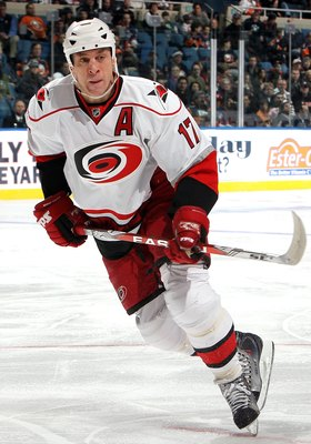 Brind'Amour was a model of how to play two-way hockey.