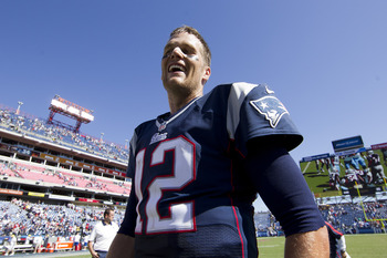 Brady will be smiling again after a decisive win against the Cardinals in Week 2.