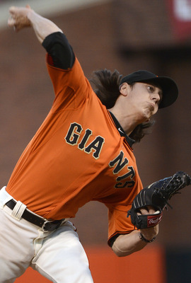 Everybody loves Lincecum, but hopefully you won't too much