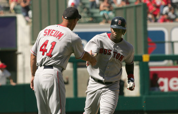 Sveum was notorious for making bad decisions as the Red Sox third-base coach