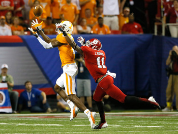 Justin Hunter is part of a young, talented Tennessee offense.