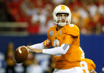 Tyler Bray has first-round potential.