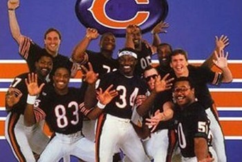 Chicago Bears Shufflin Crew