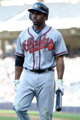 If Michael Bourn does not re-sign with the Atlanta Braves, they could turn their attention toward Justin Upton.