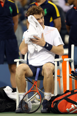 Murray proved to be the fitter of the two men's finalist in dominating the the U.S. Open's fifth set.