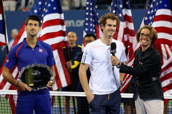 This won't be the last time that Djokovic and Murray meet in a Grand Slam final.