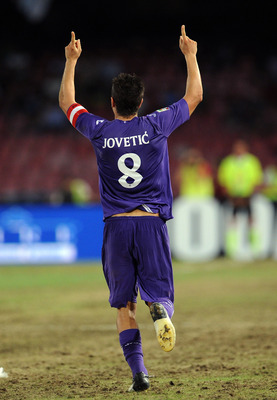 The Fiorentina star might be headed to the EPL soon.