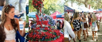 The Grove at Ole Miss (via TaylorTakesATaste.com)