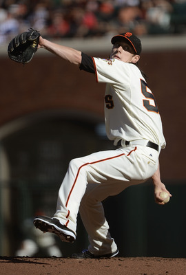 Lincecum's 5-plus ERA has been very diappointing.