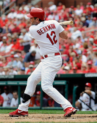 Injuries plagued Berkman's 2012 season.