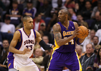 Grant Hill will now be sharing a building with Kobe Bryant