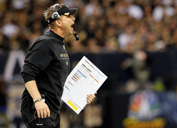 Head coach Sean Payton was suspended for the whole 2012 season for having knowledge on the bounty program.