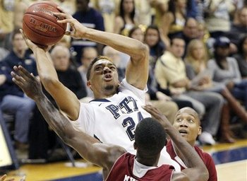 Khem Birch was unhappy with his role in Pittsburgh and will be playing for UNLV this season. abcnews.go.com