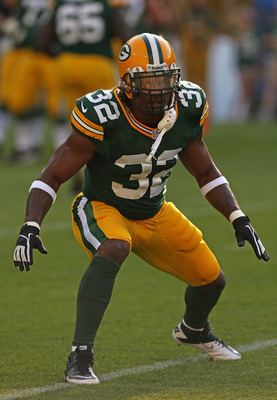 Cedric Benson is a new face in a new place.