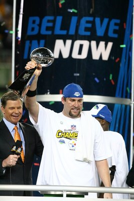 Roethlisberger's second Super Bowl win