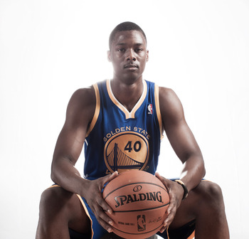 Harrison Barnes is looking to quickly get acclimated to the NBA.