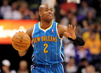 Jarrett Jack is one of the new faces of the Dubs this season.