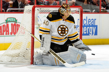 Rask has big shoes to fill this year.