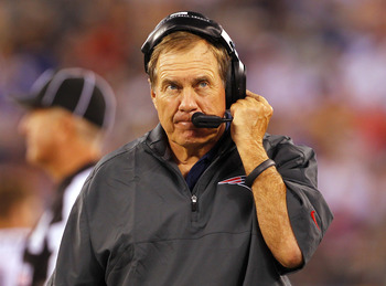 Belichick will get his 140th win as the Patriots head coach