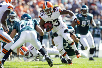 You can expect Trent Richardson to have a big game in Week 2 against the Bengals.