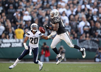 With Denarius Moore expected to return to the Raiders' lineup, you can consider Darius Heyward-Bey expendable.