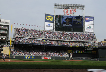 If the Twins are in contention, it's important to note that 16 of their final 23 games will come at Target Field.
