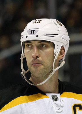 Zdeno Chara is the tallest player to ever play in the NHL.