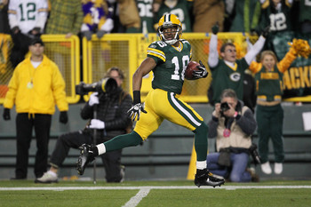 Cliche Alert: The stars are aligning for Randall Cobb on Thursday night.
