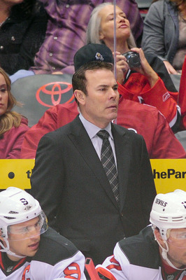 What will Adam Oates' first year in Washington be like?