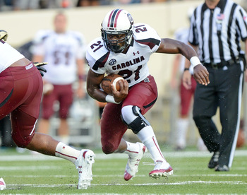 South Carolina RB Marcus Lattimore