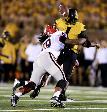 Georgia LB Jarvis Jones