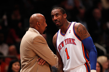 Can Woodson finally be the man to teach Stoudemire the art of good defense?