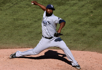 Fernando Rodney has not only a career year, but one of the best seasons ever for a closer.